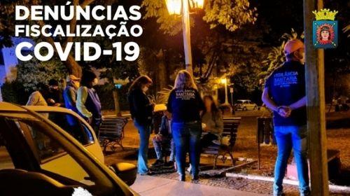 Saiba como denunciar aglomerações em Tupã