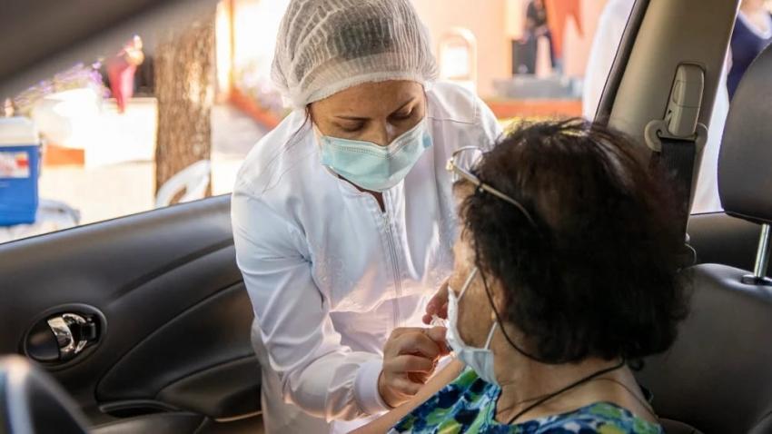 Ourinhos recebe mais 1.254 doses de vacinas e retoma vacinação na segunda, 1º, com idosos de 84 anos ou mais