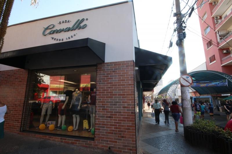 Após quase um século no Calçadão, Casa Carvalho mudará de endereço