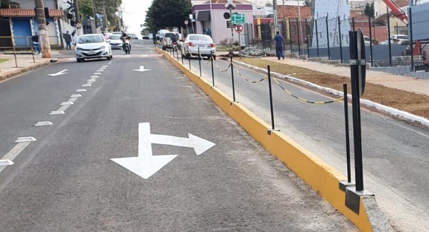 Prefeitura de Ourinhos divulga alerta de trânsito complicado na Rua Cardoso Ribeiro nesta terça-feira, 27