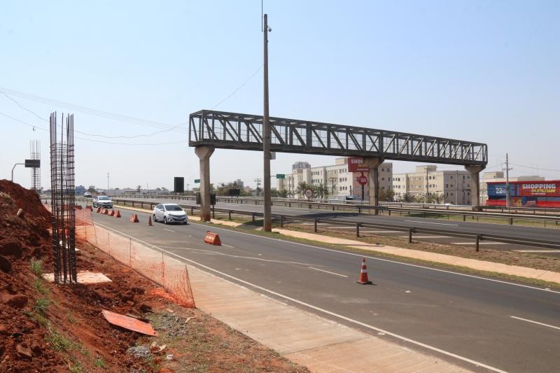 Marginal da Rondon terá interdição parcial até o dia 16