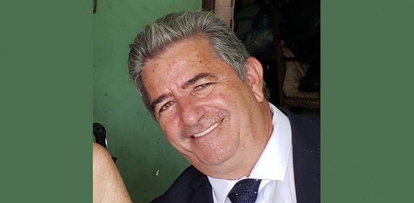 Vereador Carlinhos do Sindicato é internado em decorrência da Covid-19 em Ourinhos