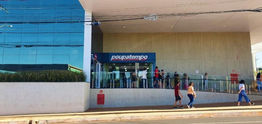 Postos do Poupatempo estarão fechados na segunda-feira (06) e terça-feira (07), feriado nacional da Independência