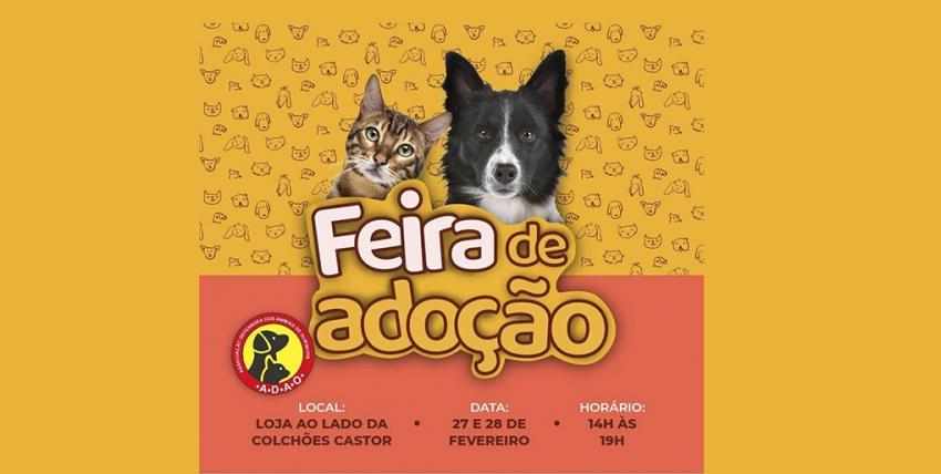 Ourinhos Plaza realiza Feirinha de Adoção Pet neste final de semana