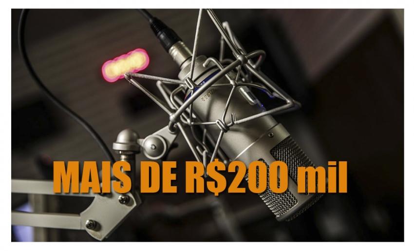 Prefeito Lucas Pocay usa pandemia como justificativa e contrata emissoras de rádio de Ourinhos e região sem licitação