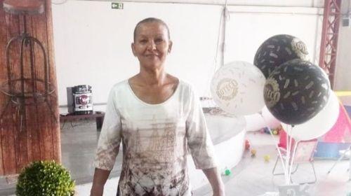 Dona Rita da APAE falece por problemas no coração