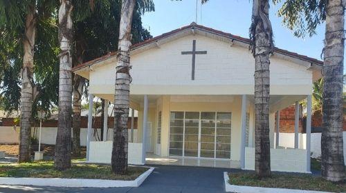 Prefeitura finaliza manutenções no velório municipal de Parnaso