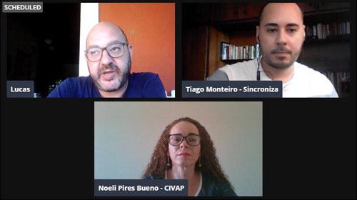 CIVAP recebe o Curso Ensino Híbrido na Prática em parceria com o Itaú Social