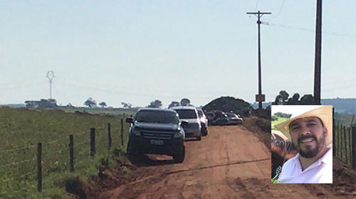 Polícia Civil reconstitui morte de Thiago Maranhão