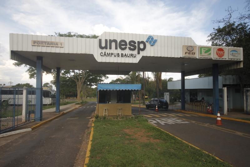 Com 1.085 vagas somente em Bauru, Vestibular da Unesp abre inscrições