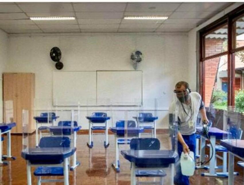 Prefeito Lucas Pocay afirma que escolas particulares poderão iniciar as aulas na próxima segunda-feira, 1º, em Ourinhos