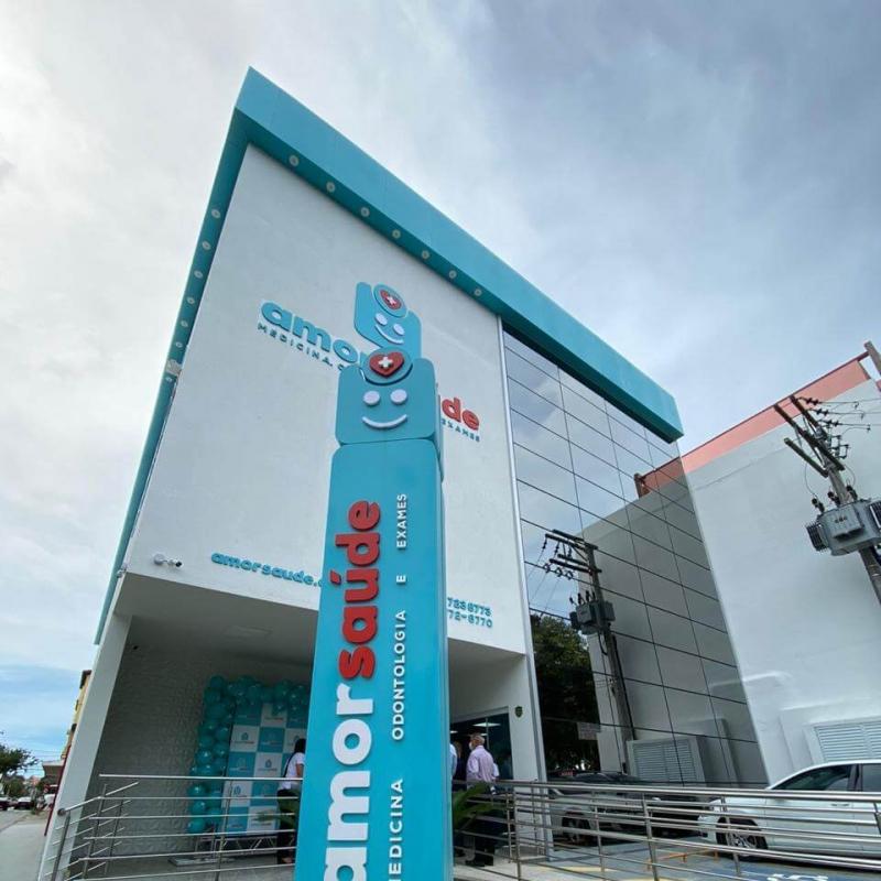 Rede AmorSaúde inaugura Edifício Mara Vilar nesta 6.ª