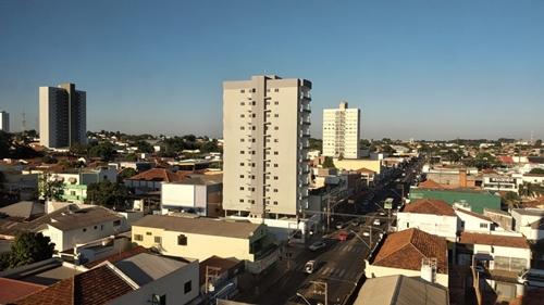 Semana começa com sol e temperatura máxima de 31 ºC, em Tupã
