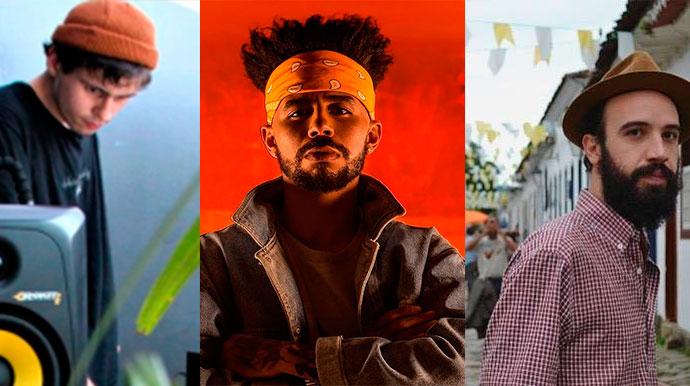 Prêmio Vozes da Cultura: Conheça os finalistas da categoria Melhor Show Musical